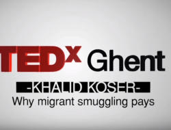 TEDx Talks: Why Migrants Smuggling Plays