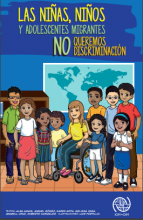 Comic No discriminación