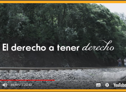 Documental Casa en Tierra Ajena