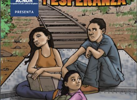 Comic Protección y Esperanza