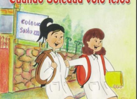 Comic Cuando Soledad voló lejos