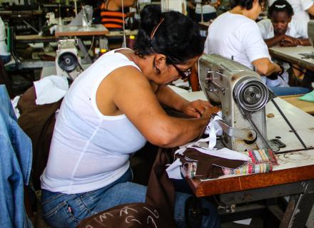 Imagen ilustrativa de empresa del sector textil