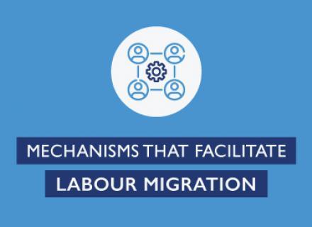 Mechanisms that facilitate labour migration