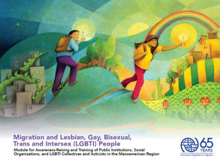 Migration and Lesbian, Gay, Bisexual, Trans and Intersex (LGBTI) People