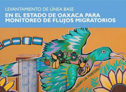 Mural que representa un ave y las banderas de Centroamérica