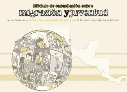 Módulo de capacitación sobre migración y juventud